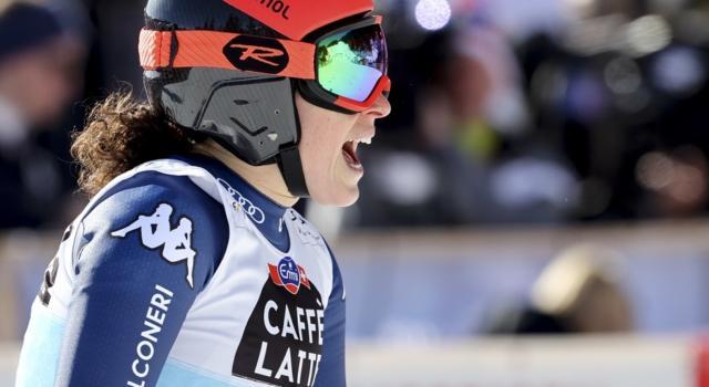 Classifica Coppa del Mondo gigante femminile 2020: Federica Brignone si impone davanti a Petra Vlhova
