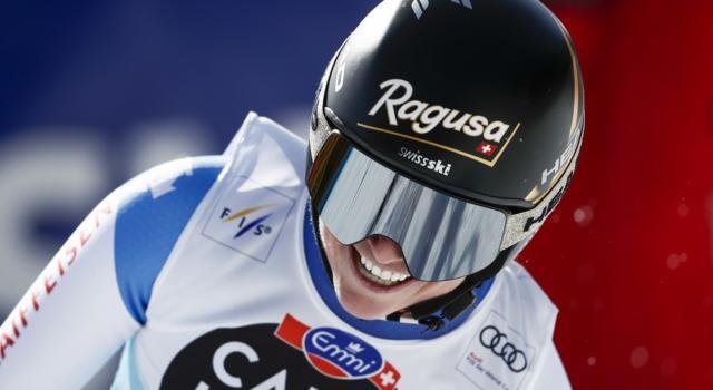 Sci alpino, Lara Gut-Behrami concede il bis nella discesa di Crans Montana! Fondamentale quarto posto per Federica Brignone!
