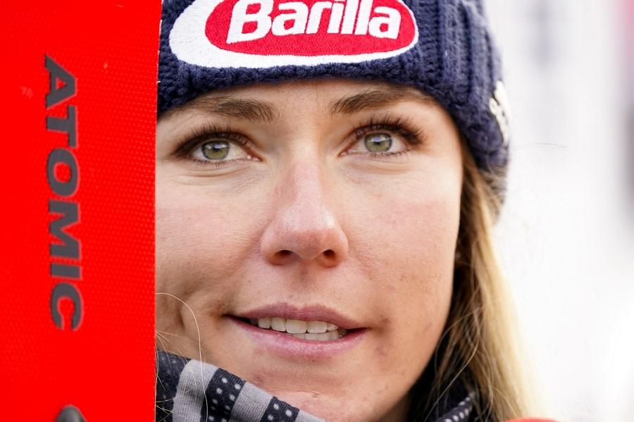 """Sci alpino, Mikaela Shiffrin: """"Non voglio terminare la mia carriera per una tragedia familiare"""""""