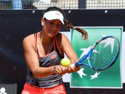 WTA Tenerife 2021: Lucrezia Stefanini sconfitta nettamente dall'egiziana Sherif