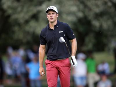 Golf, Sebastian Soderberg in testa al D+D Real Czech Masters 2021 a metà evento. Un rinato Andrea Pavan in top-20