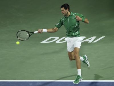 Tennis, ATP Dubai 2020: Djokovic accede ai quarti di finale, avanti anche Tsitsipas e Monfils