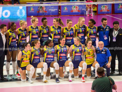 Volley, Coppa Italia femminile 2020, semifinale. Conegliano travolge (3-0) Scandicci ed è la prima finalista
