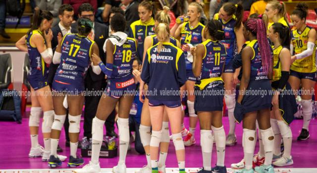 Vasas Budapest-Conegliano oggi in tv, Champions League volley femminile: orario, programma, streaming