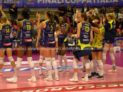 Conegliano-Nantes in tv oggi: orario, programma, streaming Champions League volley femminile
