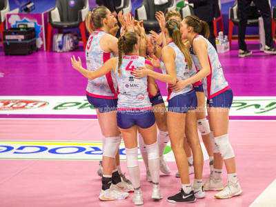 Volley femminile, Supercoppa Italiana 2020: Scandicci supera 3-1 Monza e vola alle Final Four