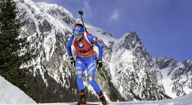 Biathlon, tutte le medaglie dell'Italia ai Mondiali. Secondo oro in carriera per Dorothea Wierer