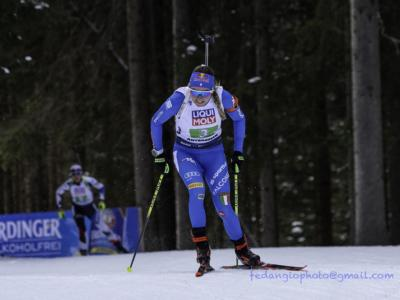 """Biathlon, le dichiarazioni delle azzurre. Wierer: """"Contenta di essere pettorale giallo"""". Vittozzi: """"Ho dato il massimo, fiduciosa per le prossime gare"""""""