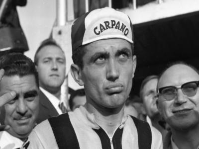 Giro d'Italia, la maledizione di Italo Zilioli. Tre secondi posti consecutivi e una maglia rosa stregata