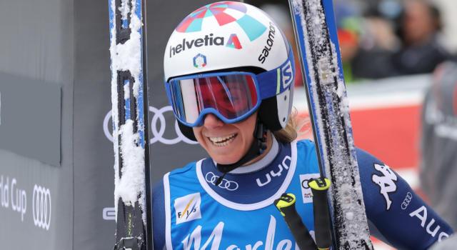 """Marta Bassino, sci alpino: """"Brignone un esempio da copiare. Momento di incertezza, dobbiamo adattarci"""""""