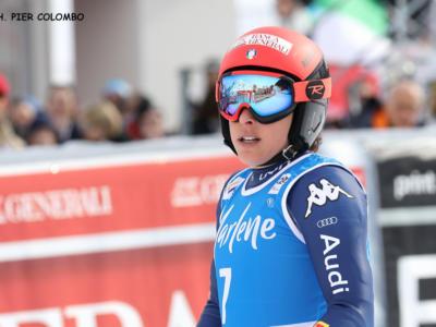 """Sci alpino, Federica Brignone: """"Vlhova favorita per la Coppa del Mondo, ha più gare. Spero torni Shiffrin"""""""