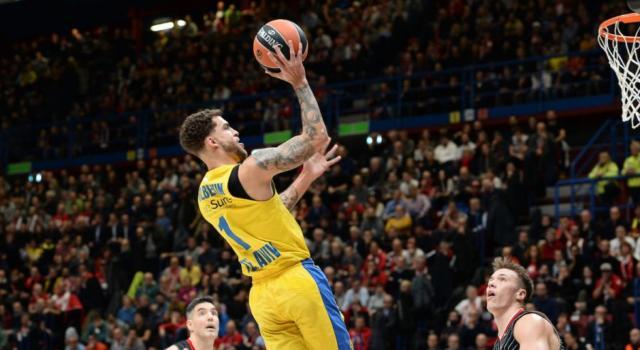 Basket, Eurolega 2020: i risultati di oggi (4 marzo). Spettacolo Maccabi, l'Anadolu Efes cade dopo 11 vittorie. Brividi Barcellona e Fenerbahce