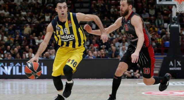 Basket: tre giocatori del Fenerbahce contagiati dal coronavirus assieme al team manager della squadra turca
