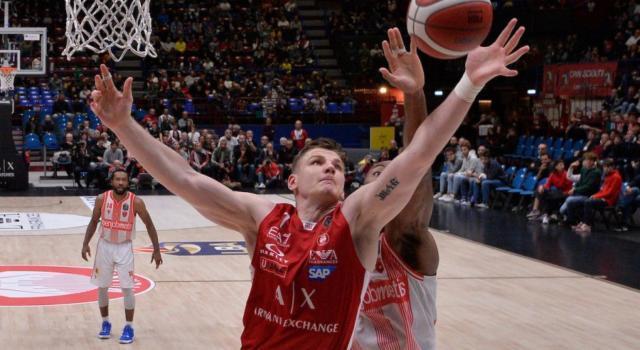 LIVE Varese-Olimpia Milano, Serie A basket 2020 in DIRETTA: partita rinviata per il coronavirus