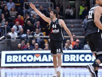 Basket, EuroCup 2020: Virtus Bologna, contro il Darussafaka in palio l'accesso ai quarti. Si gioca sul neutro di Belgrado