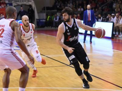 Virtus Bologna-Reggio Emilia in tv oggi: orario, programma, streaming Serie A basket