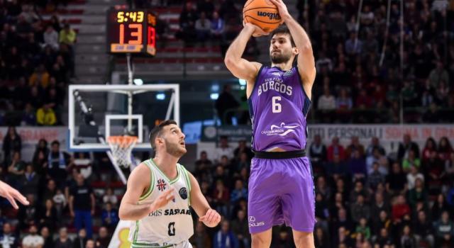 """Basket, replica del San Pablo Burgos alla Dinamo Sassari: """"La responsabilità delle porte aperte o chiuse non spetta ai club"""""""