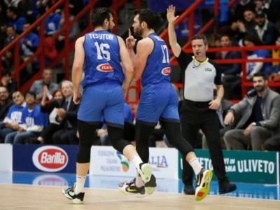 Basket, qualificazioni Europei 2022: alcuni giovani sfruttano l'occasione, altri meno