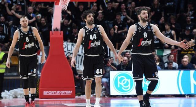 LIVE Darussafaka-Virtus Bologna 96-106, EuroCup 2020 in DIRETTA: le V Nere vincono sul neutro di Belgrado e passano ai quarti di finale