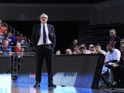 """Basket, Meo Sacchetti: """"Ripartenza di Serie A e Preolimpico? Sarebbe bello, ma non a tutti i costi"""""""
