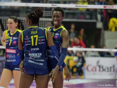 LIVE Stoccarda-Conegliano 0-3, Champions League volley femminile in DIRETTA: Pantere sugli scudi!