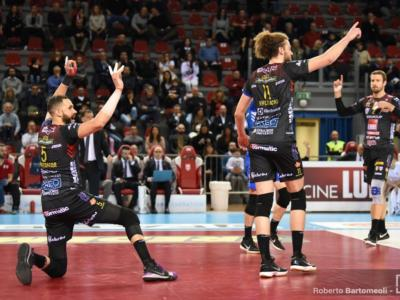 LIVE Civitanova-Trento 3-2 Superlega volley 2020 in DIRETTA: la Lube rimonta due set e torna in vetta alla classifica!