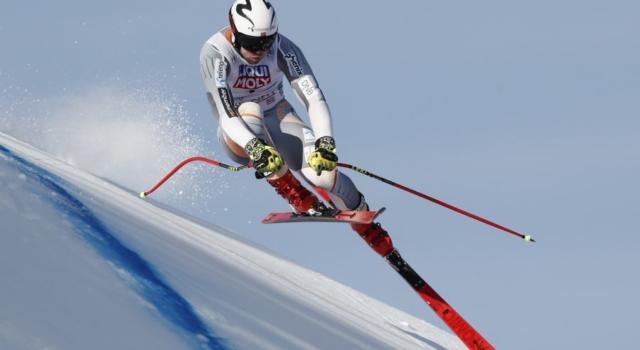 Discesa Kvitfjell sci alpino 2020: orario d'inizio, programma, tv, pettorali di partenza