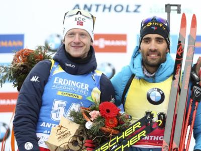 Biathlon, Coppa del Mondo Nove Mesto 2020: riparte il duello tra Fourcade e Johannes Bø