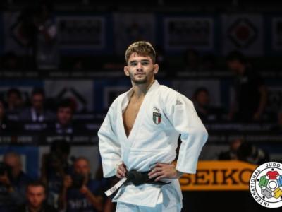Judo, Mondiali 2021: Manuel Lombardo d'argento nei -66 kg, il titolo va a Joshiro Maruyama