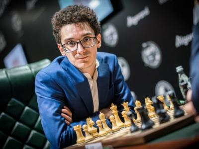 Scacchi, Torneo dei Candidati 2021: Fabiano Caruana sconfigge Maxime Vachier-Lagrave e si riporta secondo. Nepomniachtchi leader