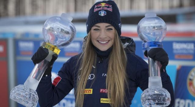 """Biathlon, Dorothea Wierer: """"The lockdown was decisive for my future. Not everyone ask me for advice"""""""