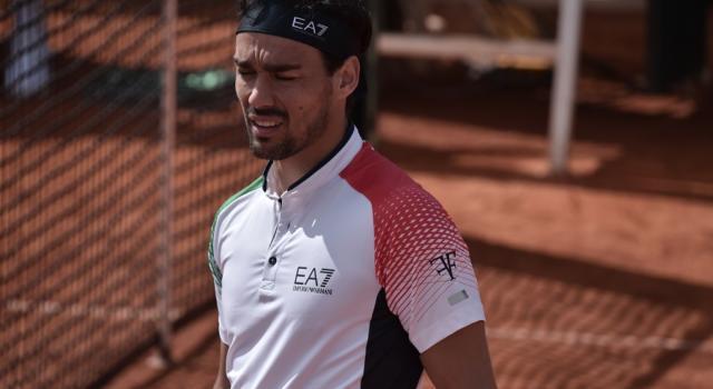 """Tennis, Fabio Fognini: """"L'importante è aver portato a casa il punto, non importa come"""""""