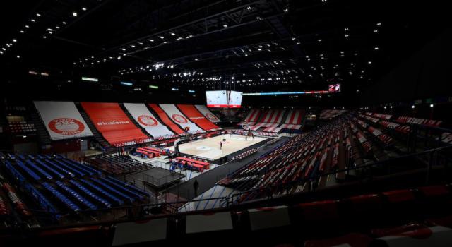 Basket: le partite di Olimpia Milano in Eurolega e Virtus Bologna e Venezia in EuroCup tutte fuori dall'Italia fino a metà aprile