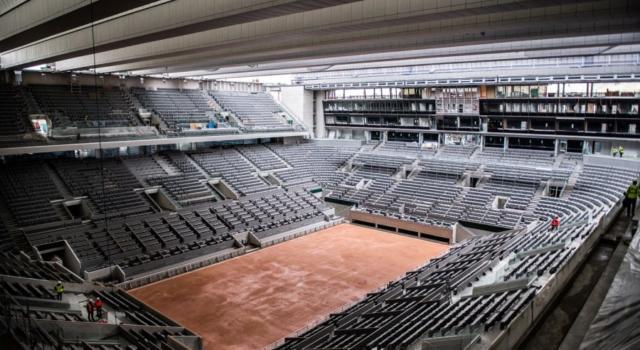 Tennis, il Roland Garros attende le decisioni dello US Open per confermare le proprie date