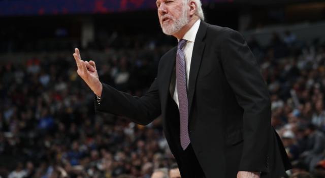Basket: Gregg Popovich confermato alla guida di Team USA anche con le Olimpiadi di Tokyo spostate al 2021