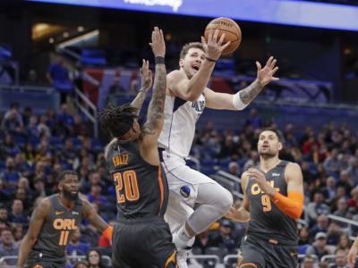NBA 2020, i risultati della notte (5 marzo). Melli forza l'overtime, ma i Pelicans cedono a Doncic e Porzingis. Ok i Thunder di Gallinari