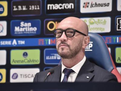 """Calcio, Zenga: """"Sono isolato in Sardegna dall'8 marzo. Se necessario giocheremo in estate"""""""