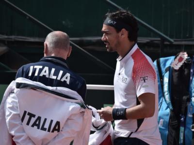 LIVE Italia-Corea del Sud 3-0, Coppa Davis in DIRETTA: Bolelli e Fognini demoliscono gli asiatici. Gli azzurri volano a Madrid!