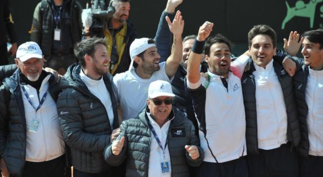 Coppa Davis 2020, Italia sul velluto contro la Corea del Sud: centrate le Finals, a novembre si vola a Madrid