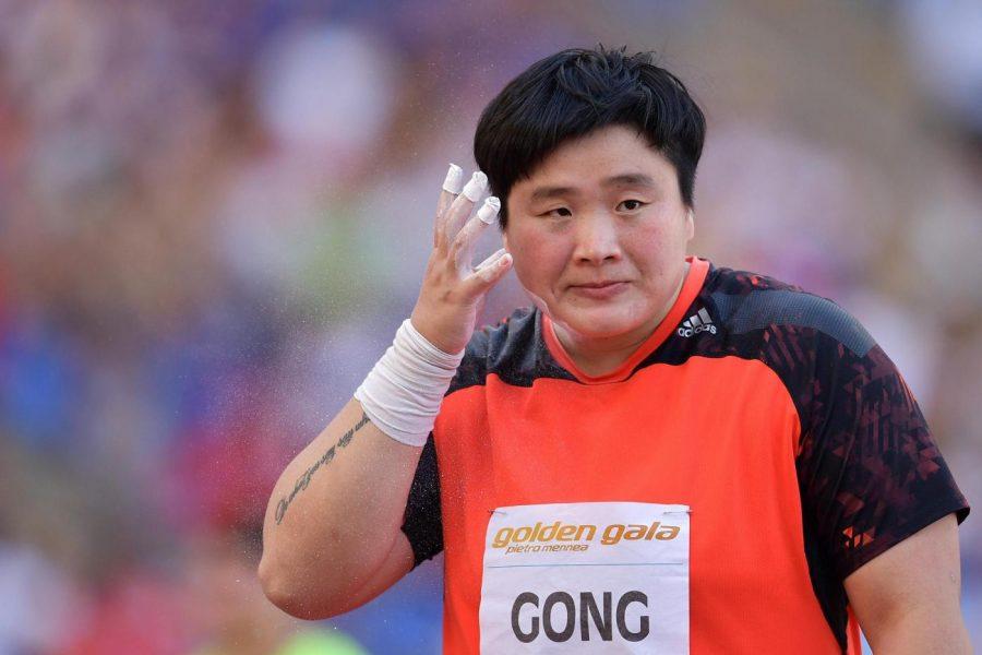 Atletica, Olimpiadi Tokyo: Gong Lijiao vince l'oro nel getto del peso femminile