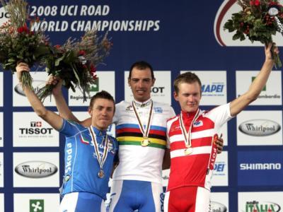 Albo d'oro Mondiali ciclismo, l'ultimo sigillo italiano resta quello di Alessandro Ballan