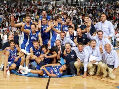 L'Italia è grande: quel magico giorno di agosto, quando gli azzurri sconfissero il Dream Team americano di basket