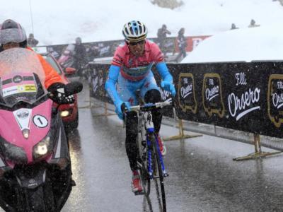 Giro d'Italia 2013: Vincenzo Nibali, l'eroe delle Tre Cime di Lavaredo