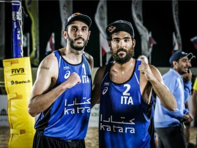 Beach volley, Campionato Italiano 2020 Caorle. Scudetti tricolori a Nicolai/Lupo e Breidenbach/Benazzi