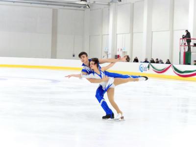 Pattinaggio artistico: ad Aosta la seconda tappa del Gran Premio Italia Junior