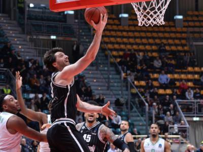 Darussafaka-Virtus Bologna: orario, programma, tv, streaming EuroCup basket 2020