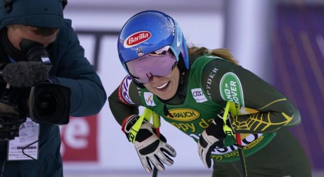Sci alpino, il ritorno di Mikaela Shiffrin tra mille dubbi di condizione e un cuore spezzato
