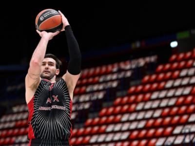 LIVE Brescia-Olimpia Milano 92-99, Serie A basket in DIRETTA: le Scarpette Rosse tornano a vincere in campionato, trascinate dal talento di Rodriguez