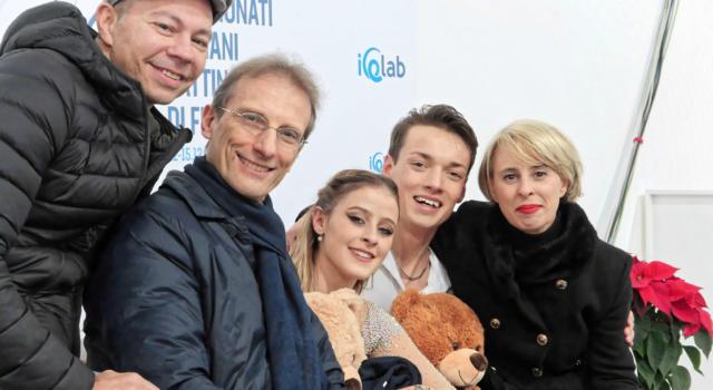"""Pattinaggio di figura, Portesi Peroni-Chrastecky si raccontano prima dei Mondiali 2020 di Tallinn: """"Onorati di lavorare con Barbara Fusar Poli"""""""