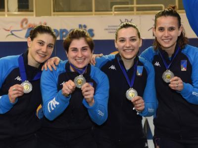 Scherma, le classifiche delle qualificazioni olimpiche a squadre: Italia già qualificata in tutte le armi, la Francia…